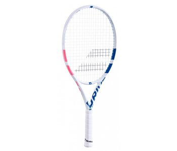 Babolat Pure drive Jr 25 White/Pink/Blue