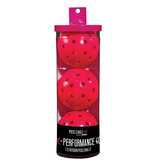 Franklin X-40 Pickleball x3 Pink