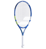 Babolat Drive Jr 23 Prestrung Tennis Racquet Blue and Green