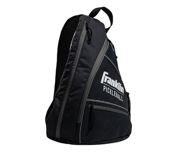 Franklin Franklin Pickleball Sling Bag Black/Grey