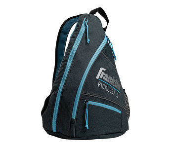 Franklin Franklin Pickleball Sling Bag  Grey/Blue