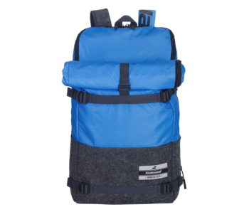 Babolat 3+3 Evo Tennis Backpack Blue/Grey
