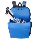 Babolat 3+3 Evo Tennis Backpack Blue/Grey