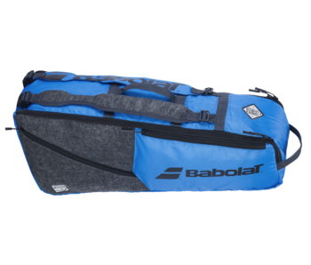 Babolat Racquet Holder X6 Evo Tennis Bag Blue/Grey