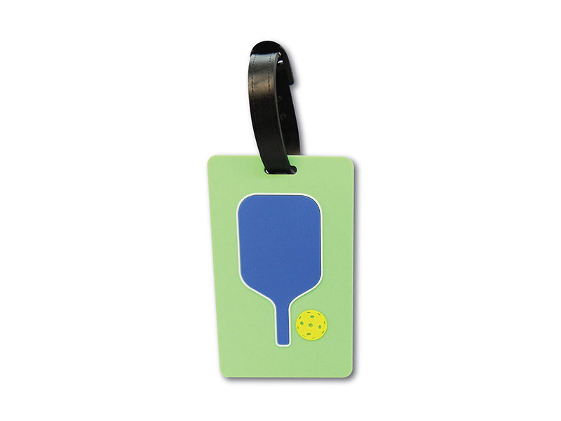 Bag Tag Pickleball Paddle