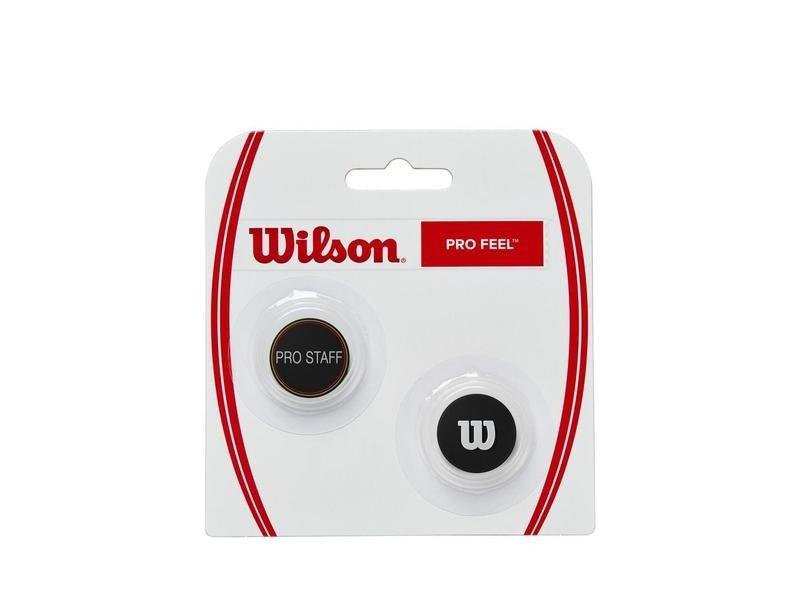 Wilson Pro Feel Pro Staff Dampener 2 Pack