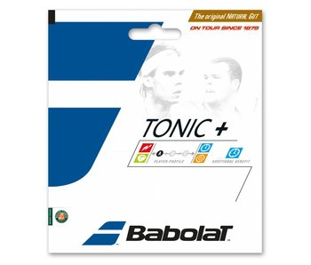 Babolat Tonic + Ball Feel 135 String