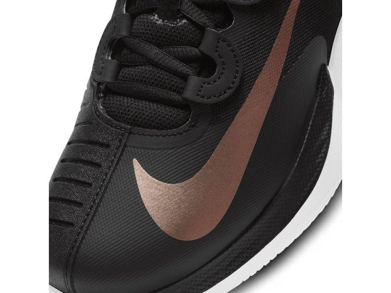 Nike Women's GP Turbo Black and Metallic Red Bronze