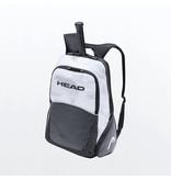 Head Djokovic Backpack White/Black