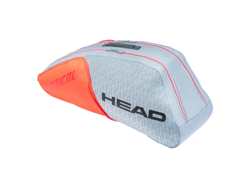 Head Radical 6R Combi Bag Grey/Orange
