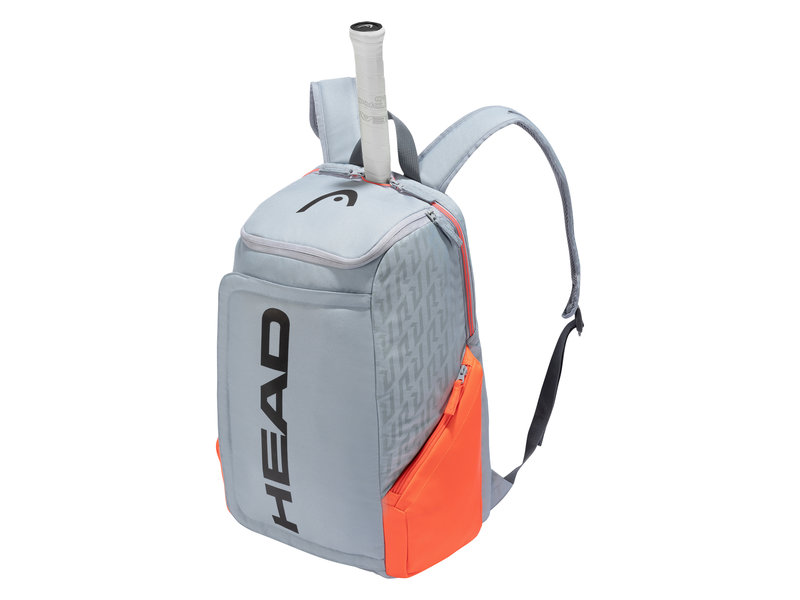 Head Rebel Radical Backpack Grey/Orange