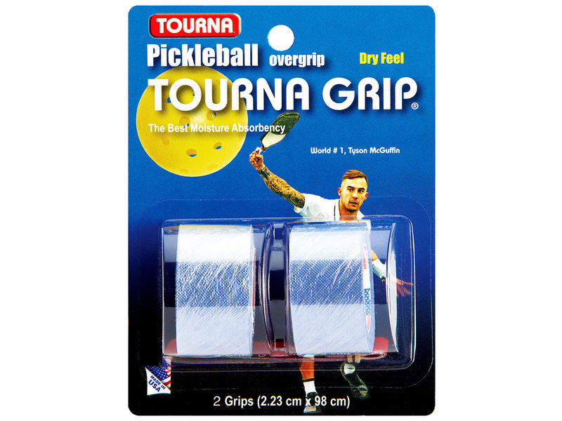 Tourna Tourna Grip Pickleball 2 Pack Blue