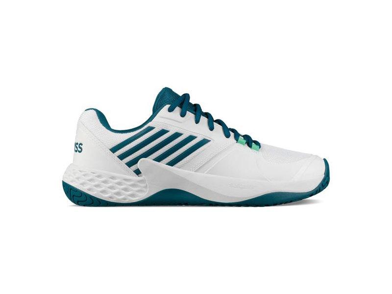K-Swiss Aero Court White/Corsair Men's Tennis Shoes