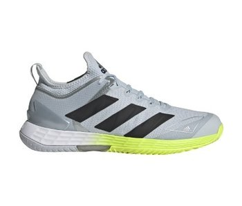 Adidas Adizero Ubersonic 4 Blue/Black/Yellow Men's Shoe