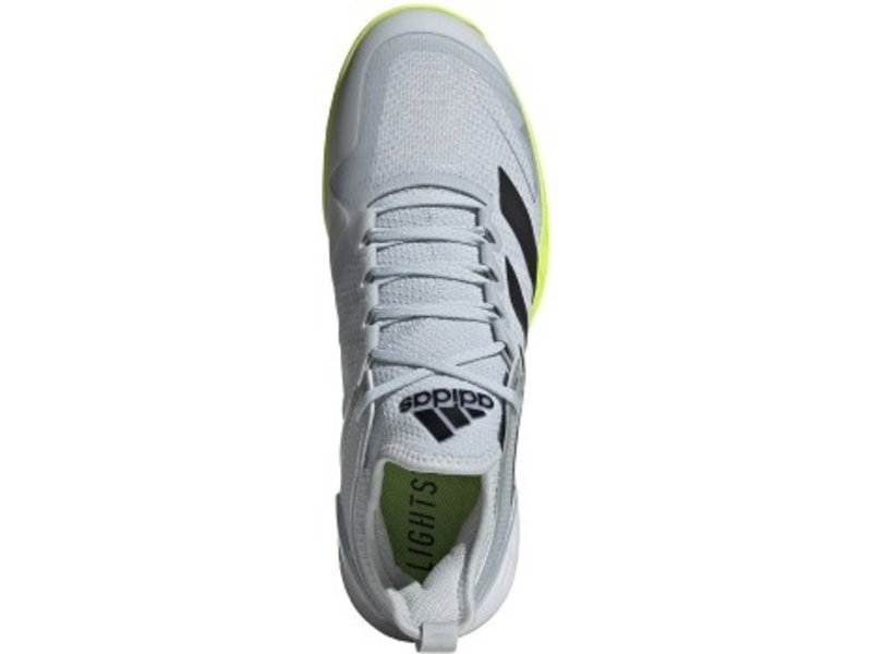 Adidas Adizero Ubersonic 4 Blue/Black/Yellow Men's Shoe
