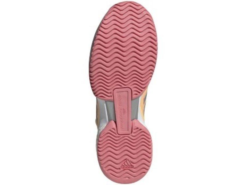 Adidas Stella Court boost Orange/Silver