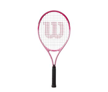 Wilson Burn Pink Junior 25 Tennis Racquet