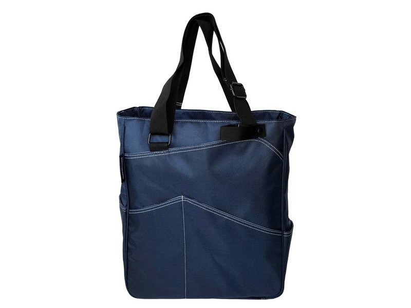 Maggie Mather Tennis Tote Navy