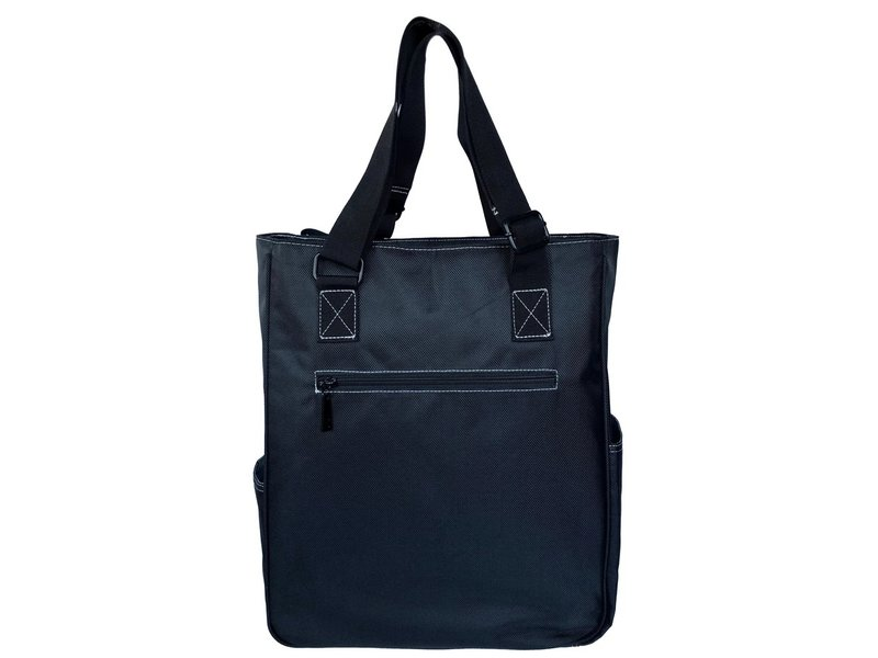 Maggie Mather Tennis Tote Black