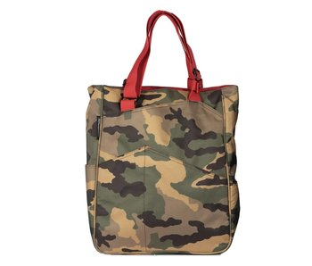 Maggie Mather Tennis Tote Camo