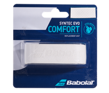 Babolat Syntec EVO Replacement Grip White