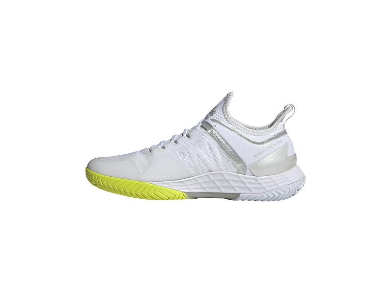 Adidas Adizero Ubersonic 4  Yellow/Sl/Bl Women's Shoe