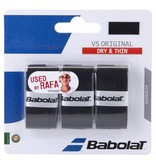 Babolat VS Original Overgrip 3 pack (Various Colors)