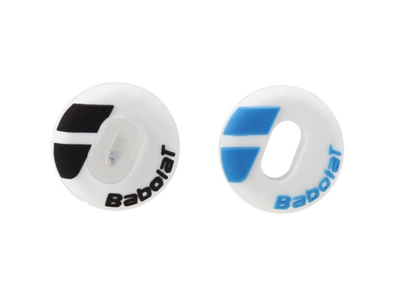 Babolat Custom Dampener White Blue