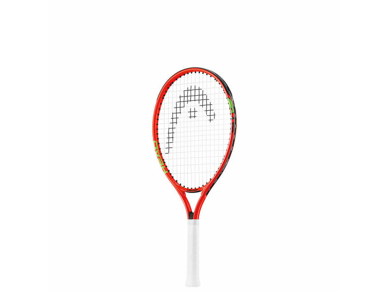 Head Speed Junior 21 Tennis Racquet Red