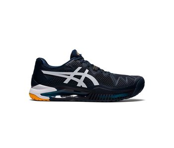 Asics Gel-Resolution 8 Blue/White Men's Shoe