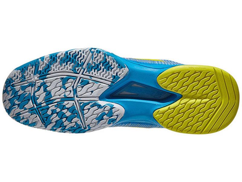 Babolat Jet Mach II All Court Malibu Blue Men's Tennis Shoe