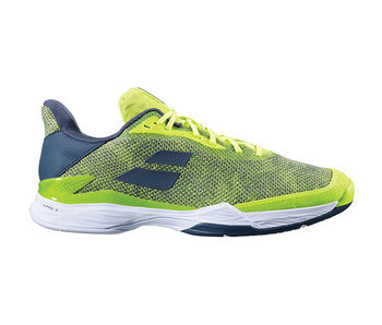 Babolat Jet Mach Tere All Court Yellow/Navy Men's Shoe