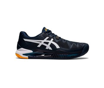Asics Gel-Resolution 8 Clay Blue/White Men's Shoe