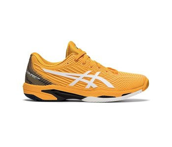 Asics Solution Speed FF 2 Amber/White Men's Shoe