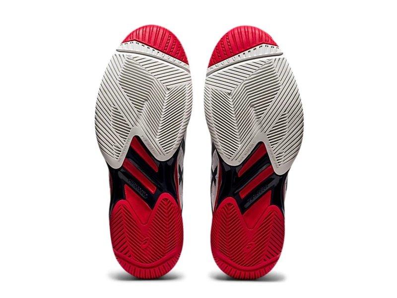 Asics Solution Speed FF 2 White/Mako Blue Men's Shoe