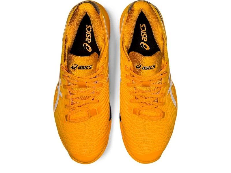 Asics Solution Speed FF 2 Amber/White Men's Shoe