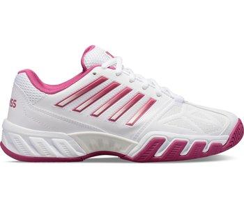 K-Swiss Bigshot Light 3 White/Pink Women's Shoes