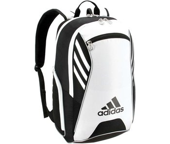 Adidas Tour Tennis Racquet Backpack White/black