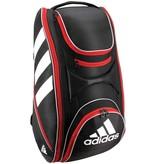 Adidas Tour Tennis 12 Racquet Bag Black/Red