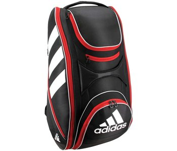 Adidas Tour Tennis 12 Racquet Bag Black/Red