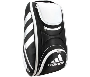 Adidas Tour Tennis 12 Racquet Bag Black/White