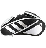 Adidas Tour Tennis 12 Racquet Bag Black/White