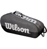 Wilson Team Grey/Black 6 Pack Bag