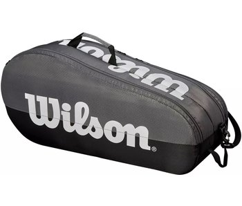 Wilson Team Grey/Black 6 Pack Bag