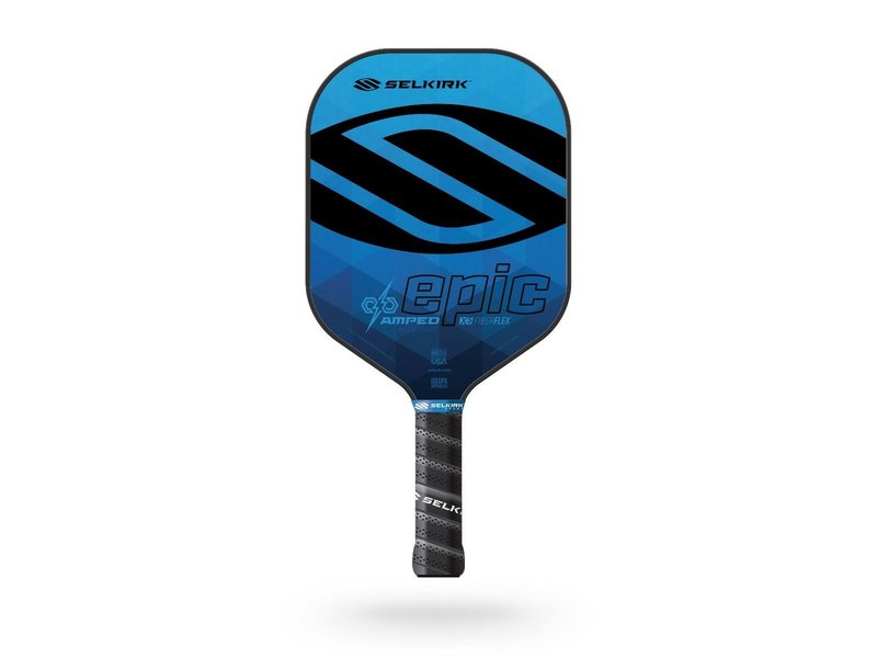 Selkirk AMPED Epic X5 FiberFlex Pickleball Paddles 2021