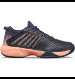 K-Swiss Hypercourt Supreme Graystone/Peach Women's Shoes