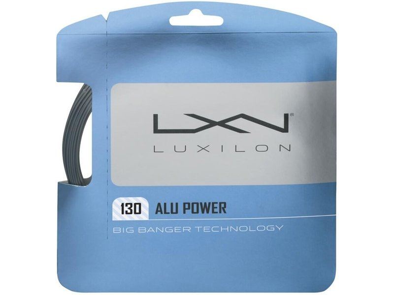 Luxilon Alu Power 130 Tennis String