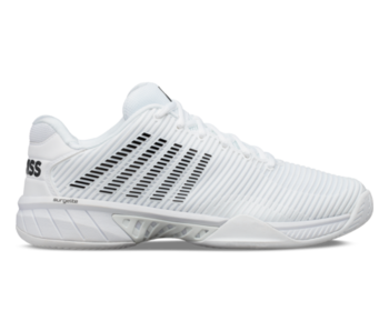 K-Swiss Hypercourt Express 2 White/Black Men's Shoe