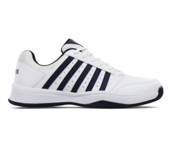 K-Swiss Court Smash 2 White/Navy Men's Shoe