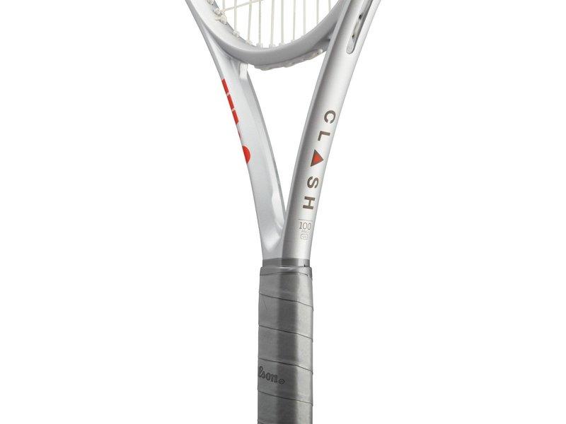 Wilson Clash 100 Pro Special Edition Silver